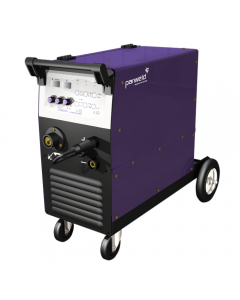 Parweld XTM 254i Synergic MIG Welder with torch and gas regulator