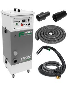 F-Tech Fox Fume Extraction Unit Package 110V