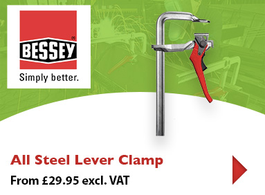 Buy the all Steel lever clamp here