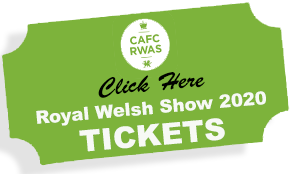 Get your Royal Welsh Show 2020 Tickets Here
