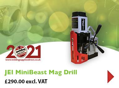 JEI MiniBeast Mag Drill