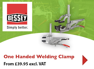 The Bessey one handed clamp here