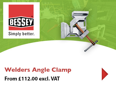 This is a Bessey Welders Angle Clamp