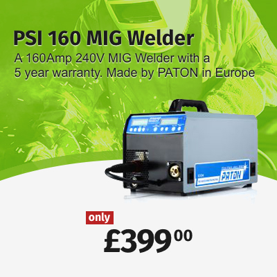 An image of a Paton PSI 160 Welder